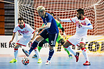 Japan vs Bahrain during the AFC Futsal Championship Chinese Taipei 2018 Quarter Finals match at University of Taipei Gymnasium on 08 February 2018, in Taipei, Taiwan. Photo by Yu Chun Christopher Wong / Power Sport Images