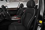 Front seat view of 2018 Genesis G90 Ultimate 4 Door Sedan Front Seat  car photos