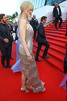 Nicole Kidman et Colin Farrell sur le tapis rouge pour la projection du film THE BEGUILED / LES PROIES lors du soixante-dixième (70ème) Festival du Film à Cannes, Palais des Festivals et des Congres, Cannes, Sud de la France, mercredi 24 mai 2017. Philippe FARJON / VISUAL Press Agency