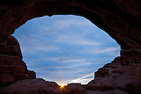 Arches National Park<br /> Moab Utah<br /> USA