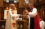 Kings College - Induction Service for Rev. Gareth Walters, 14 October 2020