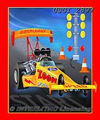GIORDANO, TEENAGERS, JUGENDLICHE, JÓVENES, paintings+++++,USGI2897,#j#, EVERYDAY ,racecars