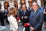 RICEVIMENTO 14 LUGLIO 2021 - AMBASCIATA FRANCESE PALAZZO FARNESE ROMA