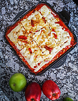Pizza de Coliflor / Cauliflower Pizza Photo: VizzorImage/ Gabriel Aponte / Staff