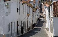 Altstadt in Estremoz, Portugal