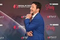 17/06/2017, Monte-Carlo, Monaco - 57th Monte-Carlo Television Festival TV Series Party at the Monte-Carlo Bay Hotel. Jean-Hugues Anglade. # 57EME FESTIVAL DE LA TELEVISION DE MONTE-CARLO - SOIREE 'TV SERIES PARTY'