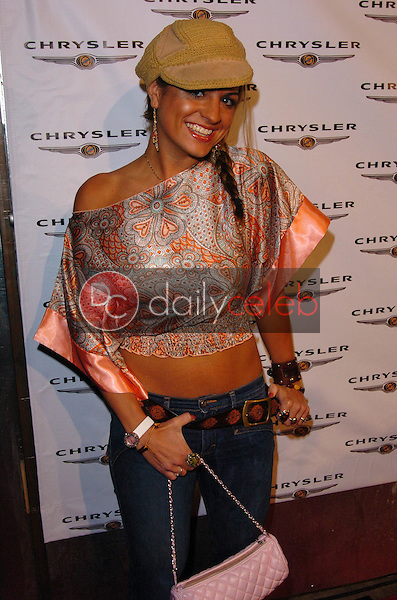 Bridgetta Tomarchio<br /> at the Up Close and Personal with The Chrysler Crossfire and 300C, Vine Street Lounge, Hollywood, CA 05-07-05<br /> Chris Wolf/DailyCeleb.com 818-249-4998