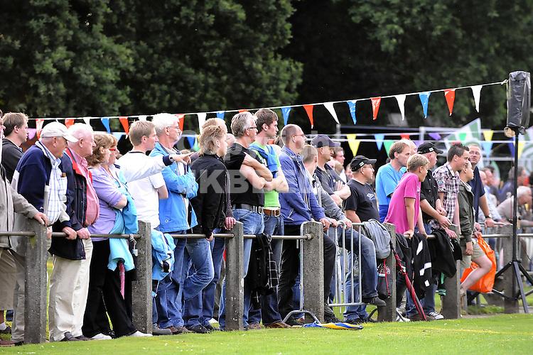 voetbal fc groningen - fc dordrecht voorbereiding  seizoen 2009-2010 17-07-2009 veel publiek.