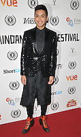 """Dr Vincent Wong attends the """"My Hero"""" Raindance Film Festival UK film premiere, Vue Piccadilly cinema, Lower Regent Street, London, England, UK, on Friday 25 September 2015. <br /> CAP/CAN<br /> ©Can Nguyen/Capital Pictures"""