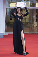 Maya Talem attending the America Latina Premiere as part of the 78th Venice International Film Festival in Venice, Italy on September 09, 2021. <br /> CAP/MPI/IS/PAC<br /> ©PAP/IS/MPI/Capital Pictures