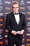 Mariano Barroso attends the red carpet previous to Goya Awards 2021 Gala in Malaga . March 06, 2021. (Alterphotos/Francis González)