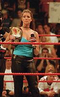 Stephanie McMahon 2000                                                        By John Barrett/PHOTOlink