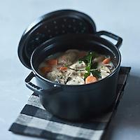 Gastronomie Générale/ Blanquette de veau