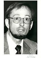 Yves Berube<br /> , 31 octobre 1981<br /> <br /> <br /> PHOTO : Agence Quebec Presse