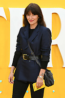 """LONDON, UK. June 18, 2019: Davina McCall arriving for the UK premiere of """"Yesterday"""" at the Odeon Luxe, Leicester Square, London.<br /> Picture: Steve Vas/Featureflash"""