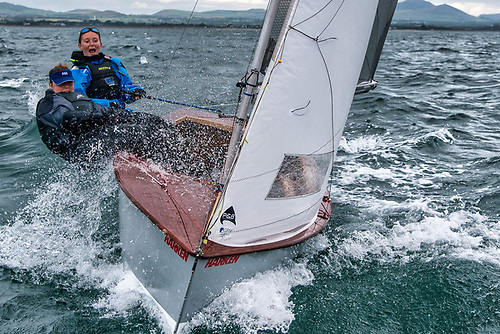 GP14 Females Talk on Zoom this week about sailing roles