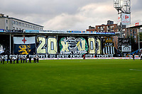 Supporters Fans tifo  <br /> Anderlecht Campione del Belgio <br /> Jupiter League 20162017 <br /> Foto PhotoNews/Panoramic/Insidefoto<br /> ITALY ONLY