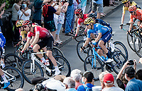 Stage 12 from Chauvigny to Sarran (218km)<br /> <br /> 107th Tour de France 2020 (2.UWT)<br /> (the 'postponed edition' held in september)<br /> <br /> ©kramon