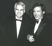 Steve Martin Harrison Ford 1973<br /> <br /> Credit:  John Barrett/PHOTOlink/MediaPunch