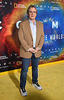 """LOS ANGELES - FEBRUARY 26: Brannon Braga attends National Geographic's 2020 Los Angeles premiere of """"Cosmos: Possible Worlds"""" at Royce Hall on February 26, 2020 in Los Angeles, California. Cosmos: Possible Worlds premieres Monday, March 9 at 8/7c on National Geographic. (Photo by Frank Micelotta/National Geographic/PictureGroup)"""