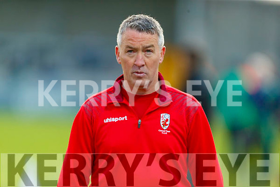 East Kerry Manager Jerry O'Sullivan during the Kerry County Senior Football Championship Semi-Final match between East Kerry and St Brendan's at Austin Stack Park in Tralee, Kerry.