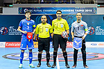 AFC Futsal Championship Chinese Taipei 2018 match between Chinese Taipei and Vietnam at Xinzhuang Gymnasium on 05 February 2018 in Taipei, Taiwan. Photo by Marcio Rodrigo Machado / Power Sport Images