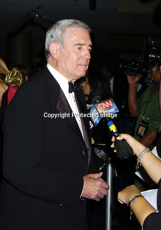 Dan Rather ..at The 26th Annual News and Documentary Emmy Awards..Ceremony on September 19, 2005 at the Marriott Marquis..Hotel in New York. ..Photo by Robin Platzer, Twin Images