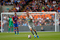 Maximilian Mittelstädt of Hertha Berlin during the pre season friendly match between Crystal Palace and Hertha BSC at Selhurst Park, London, England on 3 August 2019. Photo by Carlton Myrie / PRiME Media Images.