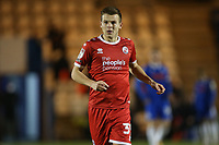 Jake Hessenthaler of Crawley Town during Colchester United vs Crawley Town, Sky Bet EFL League 2 Football at the JobServe Community Stadium on 1st December 2020