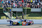 Monster Energy NASCAR Cup Series<br /> Overton's 400<br /> Pocono Raceway, Long Pond, PA USA<br /> Sunday 30 July 2017<br /> Kyle Busch, Joe Gibbs Racing, M&M's Caramel Toyota Camry<br /> World Copyright: Matthew T. Thacker<br /> LAT Images