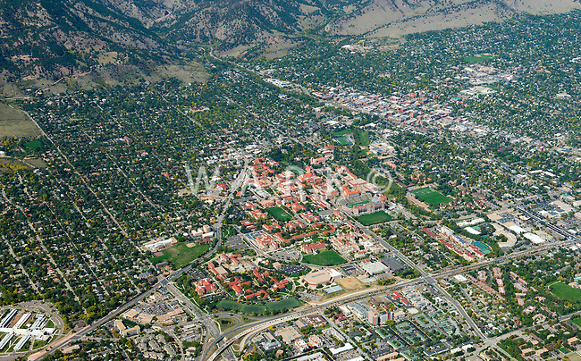 University of Colorado, Boulder, Colorado.  Sept 2012