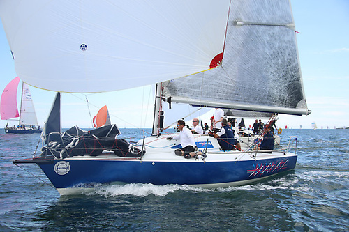 The Irish Half Ton Cup will set sail at Howth on August 21