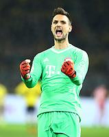 goalkeeper Sven Ulreich <br /> Football / DFL Bundesliga  /  2017/2018 / 04.11.2017 / BVB Borussia Dortmund vs. FC Bayern Muenchen FCB *** Local Caption *** © pixathlon<br /> Contact: +49-40-22 63 02 60 , info@pixathlon.de