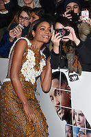 """Naomie Harris<br /> at the European premiere of """"Collateral Beauty"""" at the Vue Leicester Square , London.<br /> <br /> <br /> ©Ash Knotek  D3213  15/12/2016"""