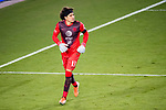 Guillermo Ochoa of Club America (MEX) in action during their CONCACAF Champions League Semi Finals match against Los Angeles FC (USA) at the Orlando's Exploria Stadium on 19 December 2020, in Florida, USA. Photo by Victor Fraile / Power Sport Images