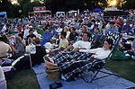 Free concert Kenwood House Hampstead Heath London UK 1990s UK