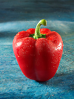 Red bell peppers photos, pictures & images