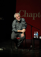 Toronto (ON) CANADA,  April 26,2007 <br /> - Michael Ondaatje in a special appearance at the MacMillan Theatre on April 26th as he reads from and discusses his new novel Divisadero.  Critically acclaimed Canadian <br /> filmmaker Atom Egoyan will interview Ondaatje in a special appearance brought to you exclusively by Indigo Books and Music Inc.<br /> <br /> NOTE : new jpeg from NEF<br /> <br /> <br /> photo by Dominic Chan Images DistributionToronto (ON) CANADA,  April 26,2007 <br /> - Michael Ondaatje in a special appearance at the MacMillan Theatre on April 26th as he reads from and discusses his new novel Divisadero.  Critically acclaimed Canadian <br /> filmmaker Atom Egoyan will interview Ondaatje in a special appearance brought to you exclusively by Indigo Books and Music Inc.<br /> <br /> NOTE : new jpeg from NEF<br /> <br /> <br /> photo by Dominic Chan Images Distribution