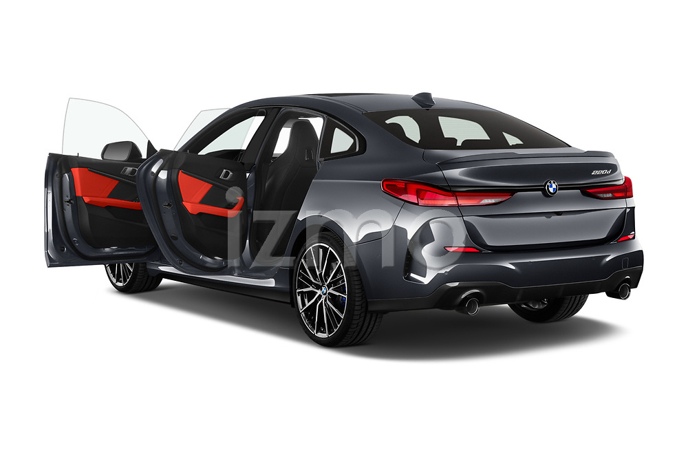 Car images of 2020 BMW 2-Series-Gran-Coupe M-Sport 4 Door Sedan Doors