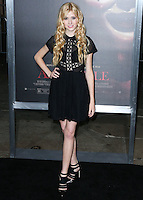 HOLLYWOOD, LOS ANGELES, CA, USA - SEPTEMBER 29: Katherine McNamara arrives at the Los Angeles Premiere Of New Line Cinema's 'Annabelle' held at the TCL Chinese Theatre on September 29, 2014 in Hollywood, Los Angeles, California, United States. (Photo by Xavier Collin/Celebrity Monitor)