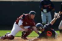 March 23, 2010: Matt Koch of Loyola Marymount during game   against Cal. St. Fullerton at LMU in Los Angeles,CA.  Photo by Larry Goren/Four Seam Images