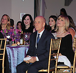 Scott Hamilton is honored tonight with JoJo Starbuck - Figure Skating in Harlem celebrates 20 years - Champions in Life benefit Gala on May 2, 2017 in New York Ciry, New York.   (Photo by Sue Coflin/Max Photos)