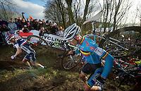 Sven Nys (BEL)<br /> <br /> 2014 UCI cyclo-cross World Championships, Elite Men