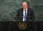72 General Debate – 22 September <br /> <br /> Sorry my mistake,<br />  <br /> by His Excellency Allen Michael Chastanet,  4Prime Minister of Saint Lucia