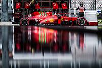 55 SAINZ Carlos (spa), Scuderia Ferrari SF21, action during the Formula 1 Heineken Grande Prémio de Portugal 2021 from April 30 to May 2, 2021 on the Algarve International Circuit, in Portimao, Portugal <br /> FORMULA 1 : Grand Prix Portugal - Essais - Portimao - 01/05/2021 <br /> Photo DPPI/Panoramic/Insidefoto <br /> ITALY ONLY