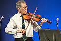 The Falkirk Music Pot, Falkirk Town Hall : Falkirk Fiddle Workshop.