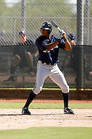 Demetrius McKelvie - Milwaukee Brewers 2009 Instructional League.Photo by:  Bill Mitchell/Four Seam Images..