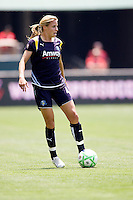 LA Sol's Aly Wagner. The Boston Breakers and LA Sol played to a 0-0 draw at Home Depot Center stadium in Carson, California on Sunday May 10, 2009.   .