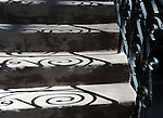 shadows on steps New York NY, NY, steps, shadow, shadow on steps, stair shadows New York City NY, stairs, steps, New York City, most populous city in United States, New York Metropolitan area, global city, most populous urban areas Ellis Island,  State of New York, Northeastern United States, boroughs, The Bronx, Brooklyn, Staten Island, Greater New York City, Dutch founded in 1624 as a commercial trading post, New Amsterdam, English control, Manhattan Queens, mass transit, subway, Harlem, abstract expressionism, Big Apple, I Love New York, Capital of the world, Gotham, United Nations,  Hudson River New York, New York Harbor, January 1 1892, United States, Castle Garden Immigration Depot, Manhattan Statue of Liberty National Monument, Statue of Liberty, US Park Service, New York City, NY, New York NY, Little Oyster Island, Ellis Island, Samuel Ellis,Jersey City, New Jersey, Immigration, Innigration Act of 1924, Immigrants entering United States, Ron Bennett Photography, Ronald T. Bennett Photographer, Ron Bennett, Fine Art Photography by Ron Bennett, Fine Art, Fine Art photography, Art Photography, Copyright RonBennettPhotography.com ©