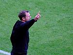 Fussball-Bundesliga - Saison 2020/2021<br /> Opel-Arena Mainz - 03.05.2021<br /> 1. FSV Mainz 05 (mz) - Hertha BSC Berlin (b) 1:1<br /> Trainer Bo SVENSSON (1. FSV Mainz 05)<br /> <br /> Foto © PIX-Sportfotos *** Foto ist honorarpflichtig! *** Auf Anfrage in hoeherer Qualitaet/Aufloesung. Belegexemplar erbeten. Veroeffentlichung ausschliesslich fuer journalistisch-publizistische Zwecke. For editorial use only. DFL regulations prohibit any use of photographs as image sequences and/or quasi-video.